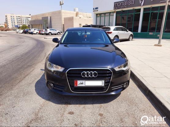 Audi A6 3.5 TFSI 2015