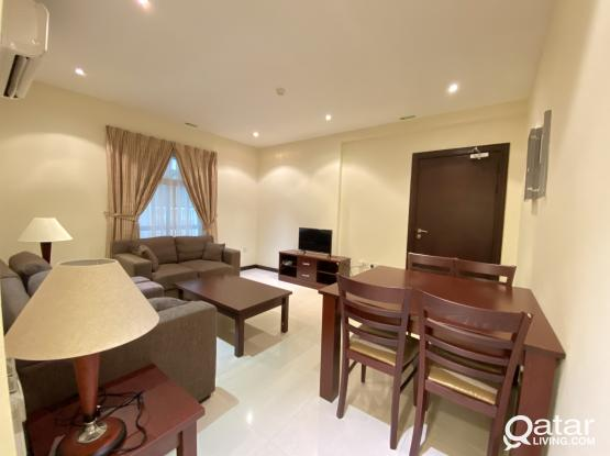 Brand New and Spacious Fully Furnished 2 Bedroom Apartment available at Najma behind Crown Plaza