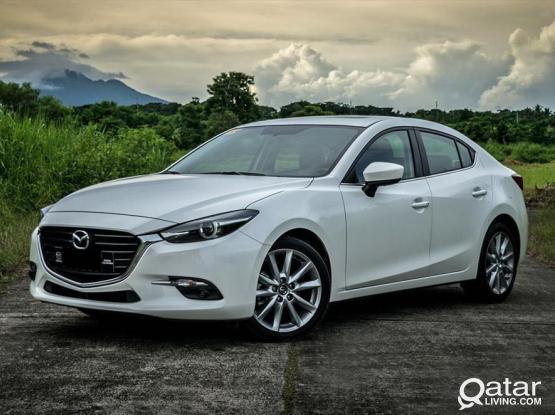 Mazda3 2019 Model For Rent
