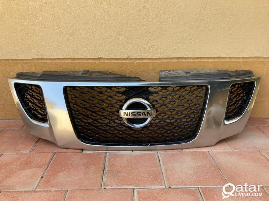 FRONT GRILL for Nissan Patrol 2012 SE