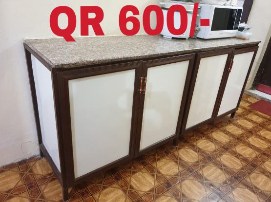 Kitchen Cabinet Aluminium