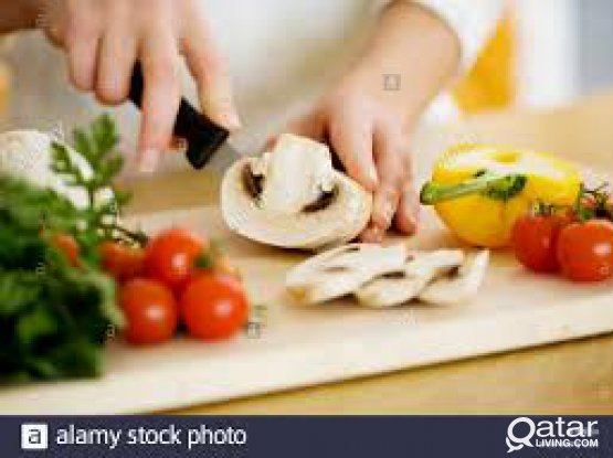 Cleaning and Cooking catering service available