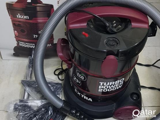 Ikon Vaccum Cleaner - Light used under warranty