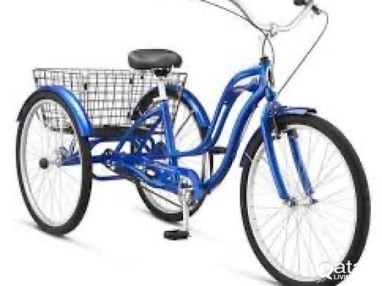 Nice and new bicycle with 3tire for sale