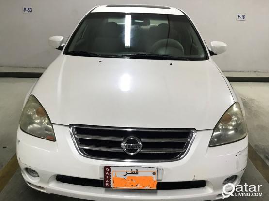 Nissan Altima 3.5 SL 2007