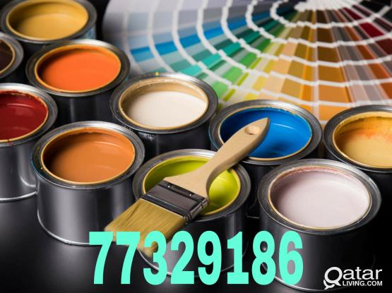 ALL KIND OF MAINTENANCE WORKS. Plumbing,Tiles, Paints,Gypsum Board,Carpet , Ac maintenance ,Electric 77329186