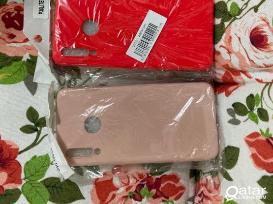 Huawei P30 Lite - Silicone Back Cover