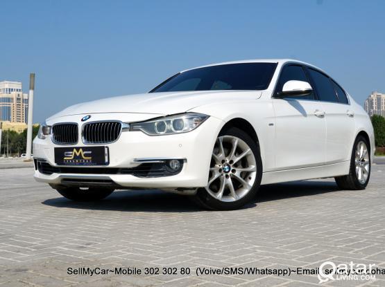 BMW 3-Series 335 i 2012