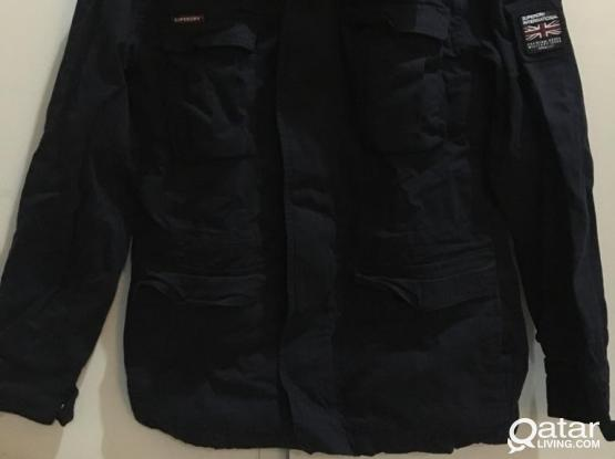 Superdry. Rookie Military Jacket (BRAND NEW WITH TAGS.)