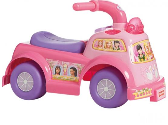 Fisher price small car