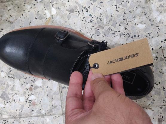 Jack and Jones Monk Shoes.