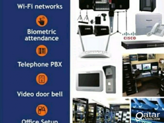 IT SUPPORTS | NETWORKING | CCTV | PABX