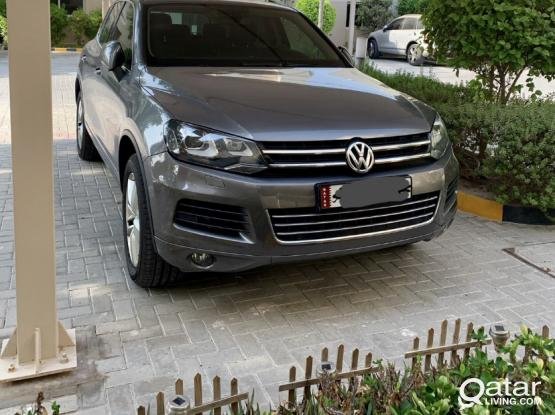 Volkswagen Touareg SE 2014