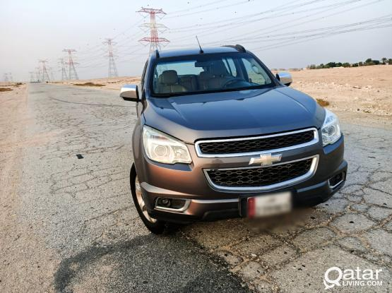 Chevrolet TrailBlazer LTZ 2013