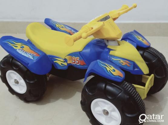 Toy Manuel Car *60*