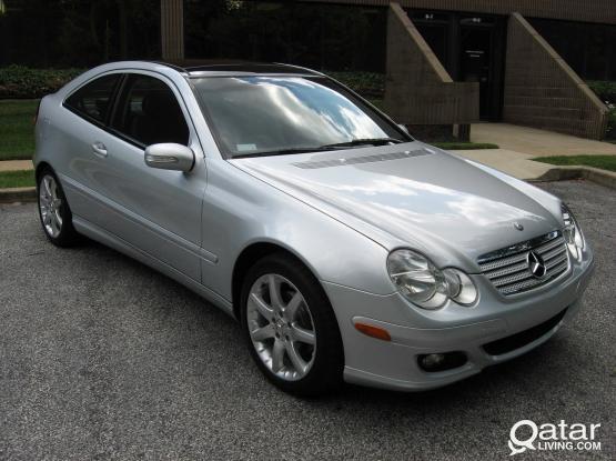 Mercedes C200 2005 Parts
