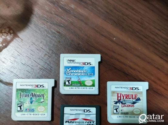 3DS & NDS Games