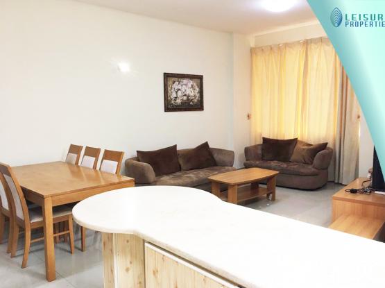 1 BHK Fully Furnished Apartment in Fereej Bin Mahamoud (LP 10148)