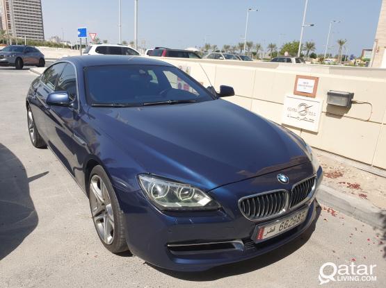 BMW 6-Series 640 i 2015