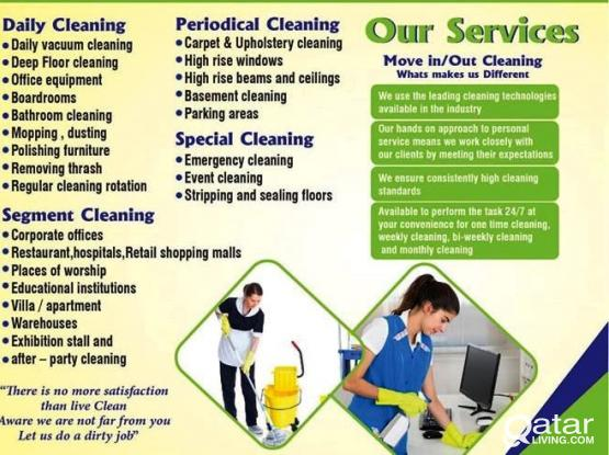 All Kind of Cleaning Services & pest control  33263545
