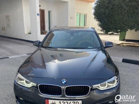 BMW 3-Series 320 i 2016