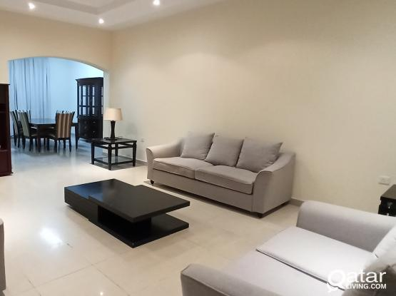 4 BED AFFORDABLE SPACIOUS FURNISHED VILLAS ( MURAIKH)