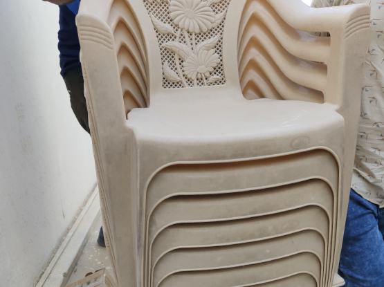 Rarely used chair