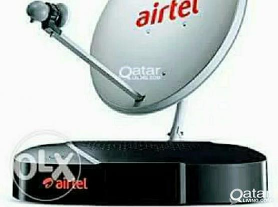 All Satellite dish TV installation & fixing ME  55288726
