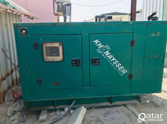 USED 30Kva GENERATOR FOR SALE