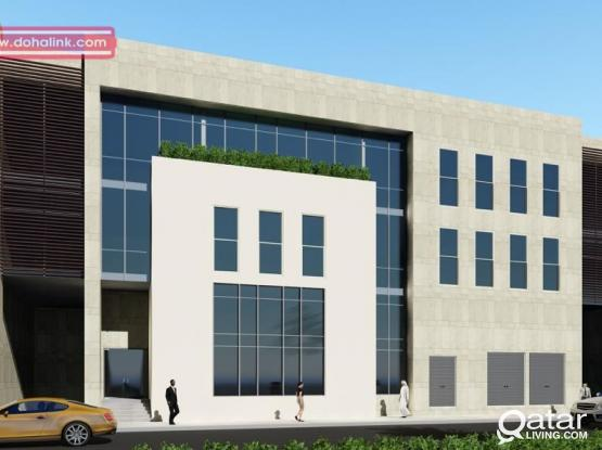 BRAND NEW SPACE SUITABLE FOR CAR & FURNITURE SHOWROOMS IN ABU HAMOUR