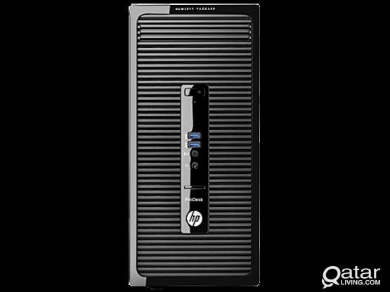 """Hp ProDesk-i7-16GB RAM-1TB-HDD‐ 23""""inch monitor(33176355)"""