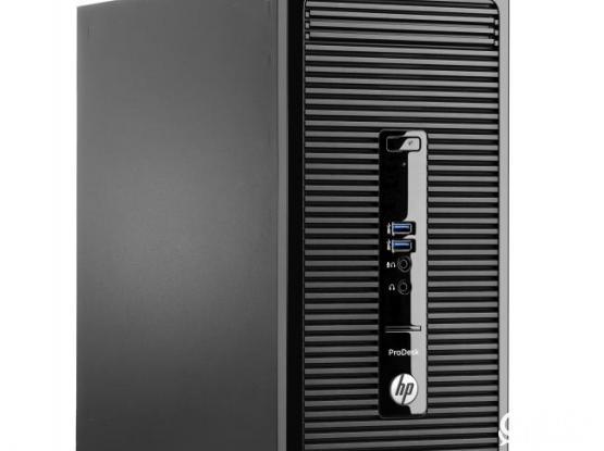 """Hp ProDesk-i7-16GB RAM-1TB-HDD‐ 24""""inch monitor(33176355)"""