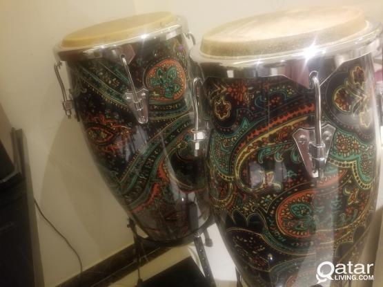Congas drum for sale
