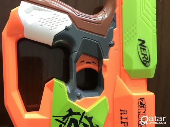 Nerf toys ( REDUCED PRICES, must go)