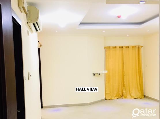 2BHK Family Apartment for rent at Al Mansoora/Najma