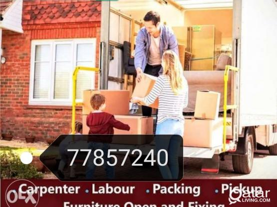 Doha moving Shifting service-77857240(best price)