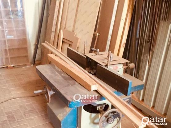 Well maintained Carpentry Machines for sale