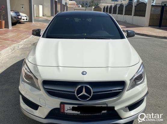 Mercedes CLA 45 AMG 2016