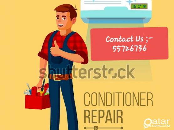 Qatar best Air-condition Maintenance Service.  Contact us :- 55726736