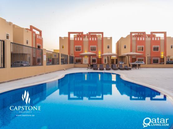 FREE 1 MONTH!! Brand New 5BR Villas near Doha Festival City