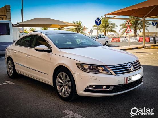 Volkswagen C.C 2015