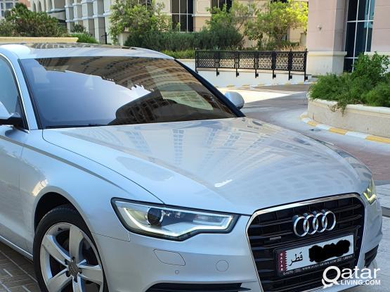 Audi A6 2.8 T 2013