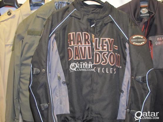 Men's HARLEY DAVIDSON textile jacket NEW