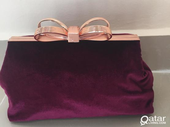 Ted Baker brand new clutch bag