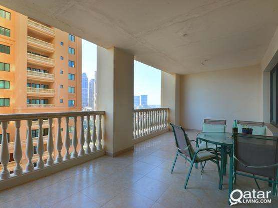Amazing Offer | Best Views | Two Bedroom Semi Furnished