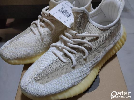 Yeezy Natural US 9