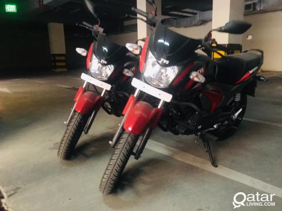 Suzuki Motorcycle 250 2020