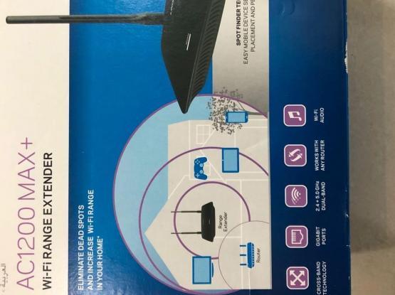 Linksys Wifi Range Extender