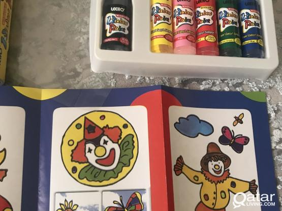 Kids art set
