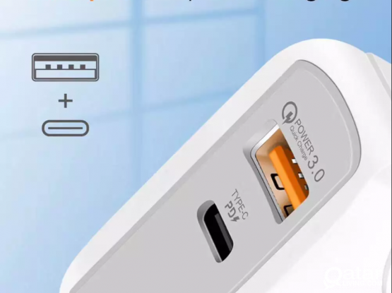 iPhone 12 Charger - USB & Type C